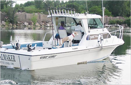 Central walleye fishing resource for Fishing boats for sale in ohio